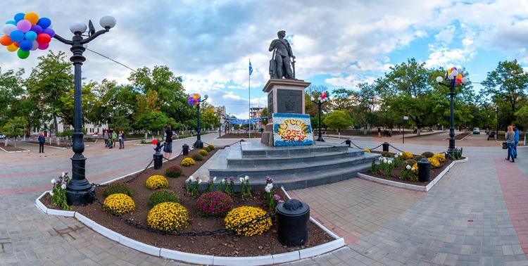 Памятник Г. Потемкину