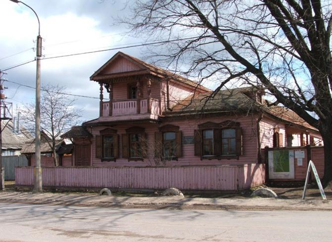 Дом-музей И.П.Пожалостина