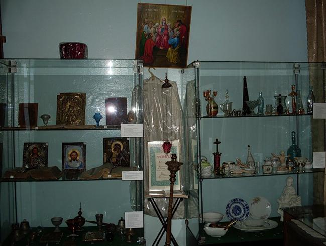 Пронский краеведческий музей