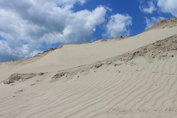 Пустыня в Тайгинке