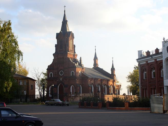 Костел Святого Розария Пресвятой Девы Марии Римско-Католической церкви