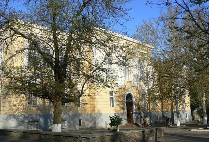 Губернаторская резиденция