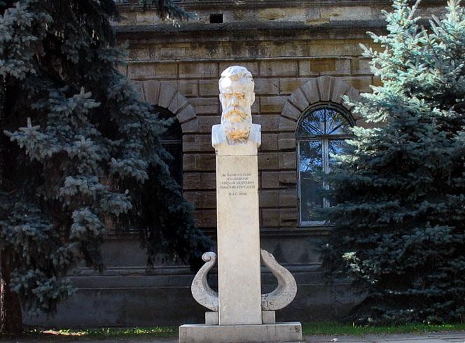 Бюст Римского Корсакова