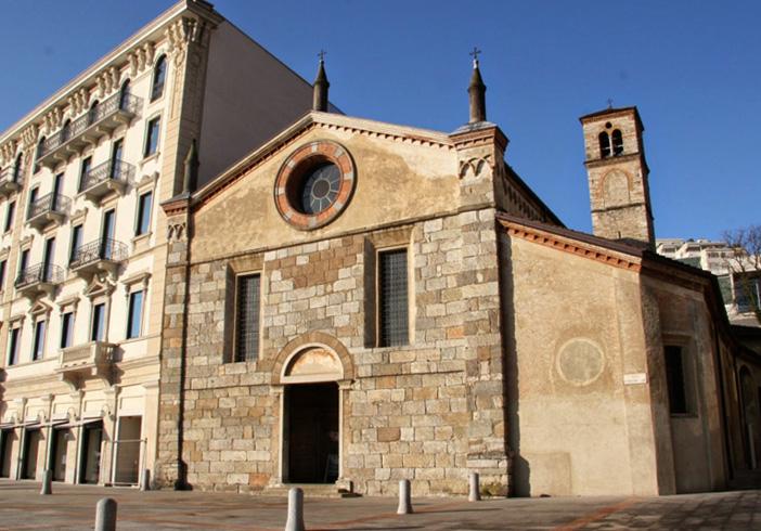 Романская церковь Святой Марии
