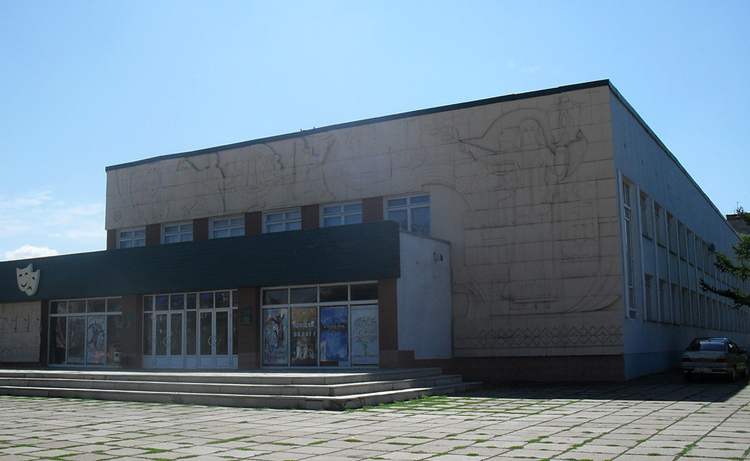Салаватский государственный башкирский драматический театр