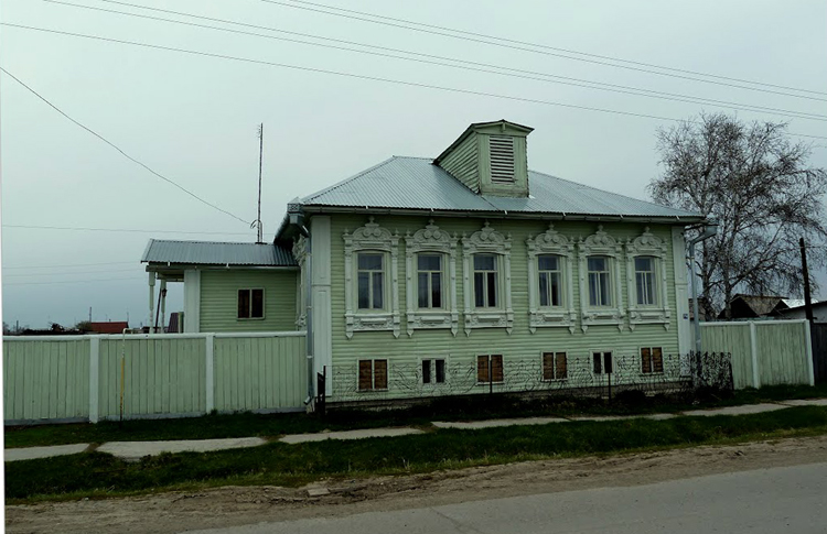 Музей Григория Распутина