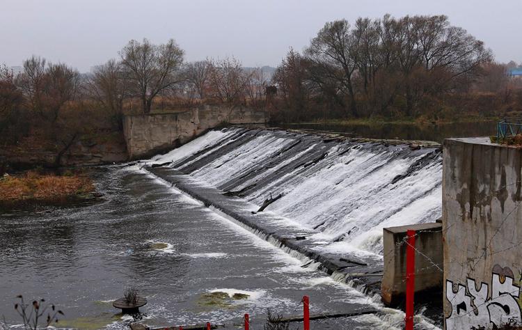 Серпуховская плотина