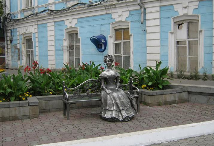 "Статуя ""Люба"""