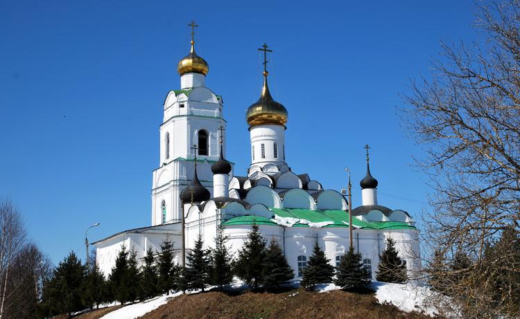 Свято-Троицкий Собор в Вязьме