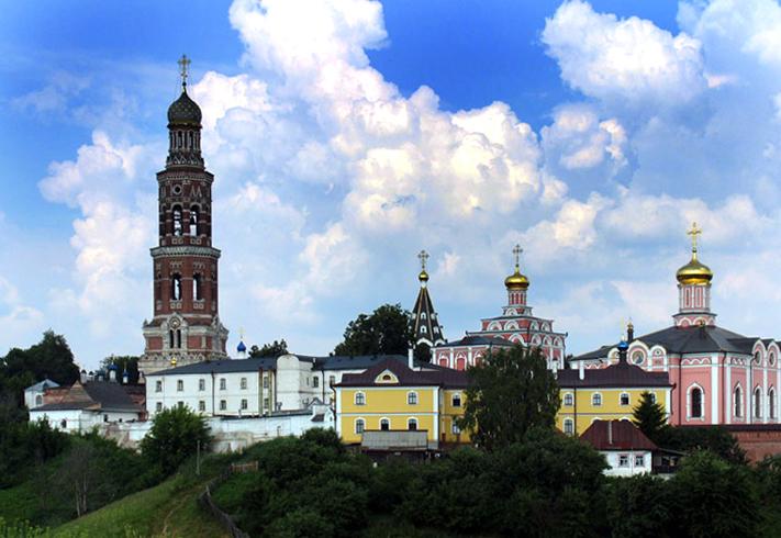 Свято-Иоанно Богословский монастырь