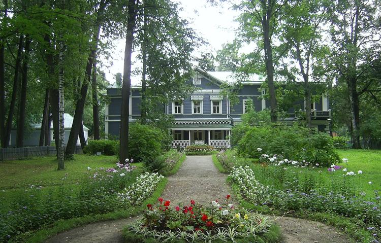 Государственный дом-музей П. И. Чайковского