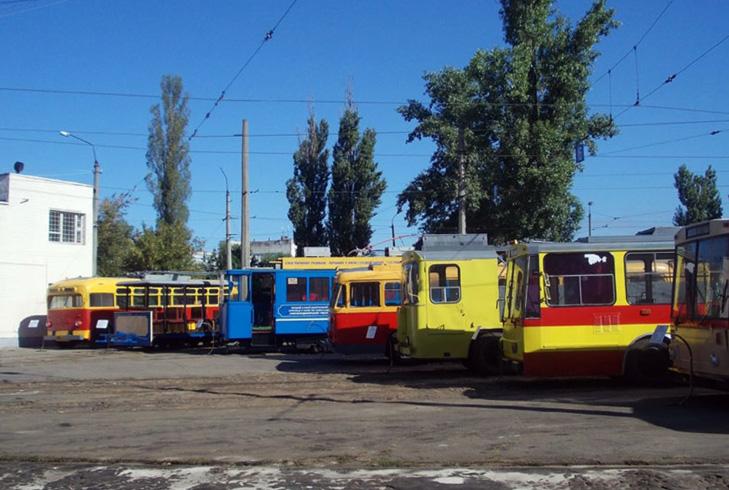 Музей истории электротранспорта Крыма