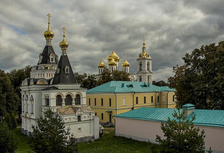 Елизаветинская тюремная церковь