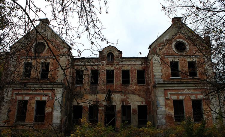 Дворец Карла фон Мекка