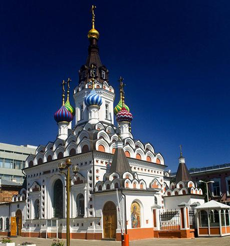 Православный храм «Утоли моя печали»