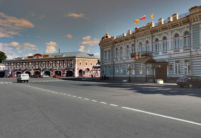 Успенская площадь