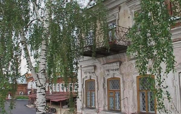 Место съемки фильма «Волга - Волга»