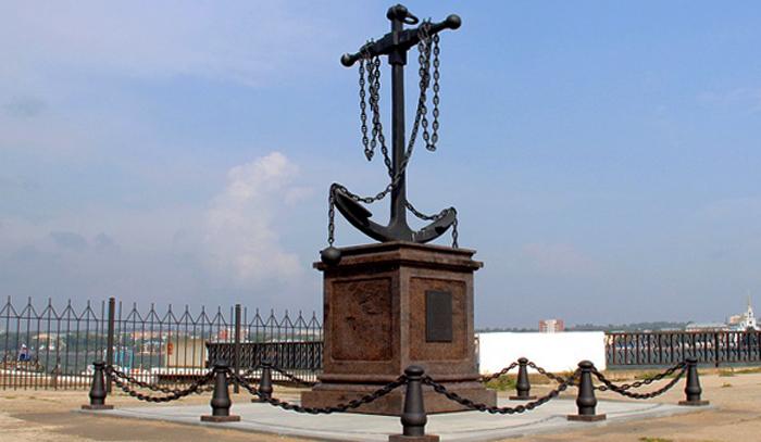 Памятник «Якорь»