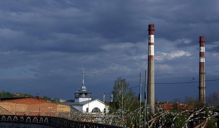 Николаевский корпус Воткинского завода