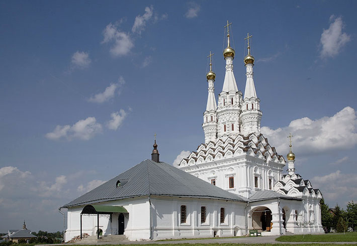 Церковь Смоленской иконы Божией Матери, именуемой «Одигитрия»