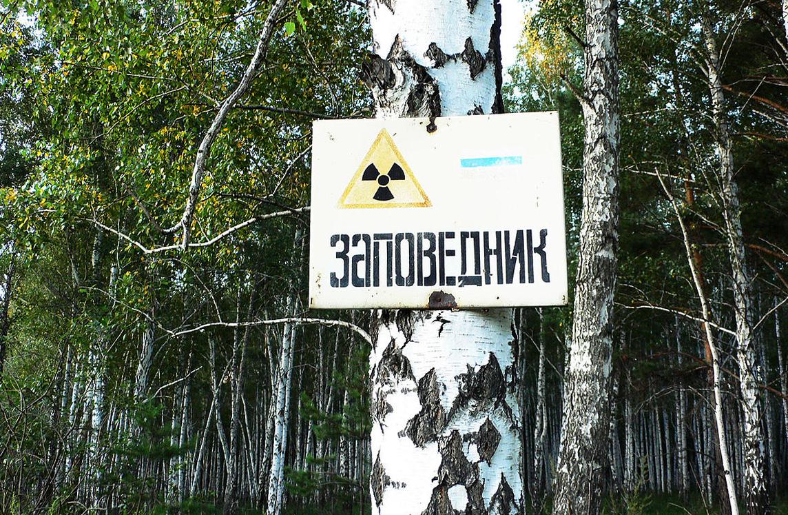 Восточно-Уральский радиационный заповедник