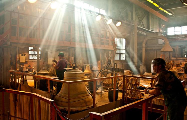 Завод по производству колоколов «Пятков и К»