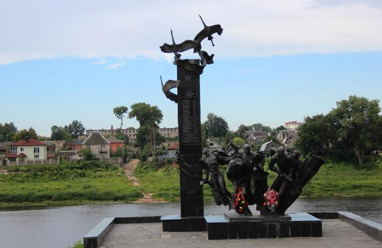 Памятник 23 воинам – гвардейцам