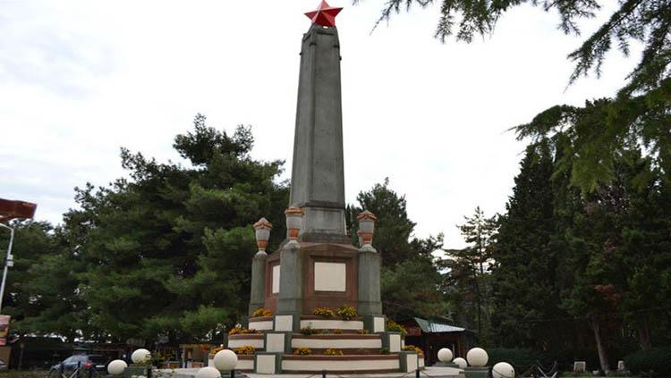 Памятник первому правительству Республики Таврида