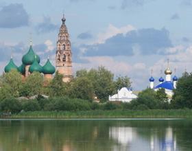 Село Великое Ярославской области