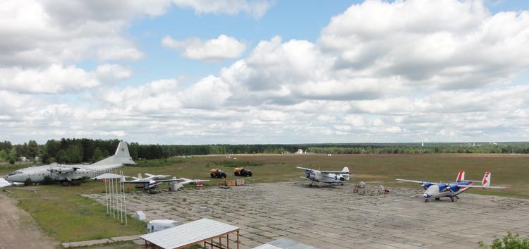 Аэродром НИИ Парашютостроения