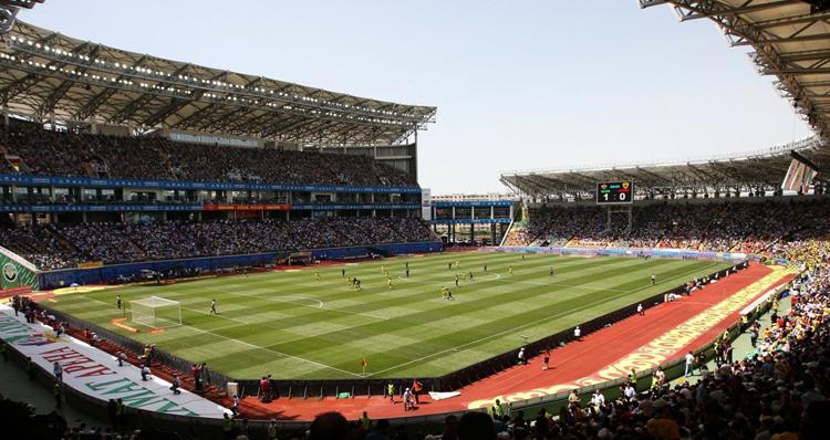 Стадион Ахмат Арена