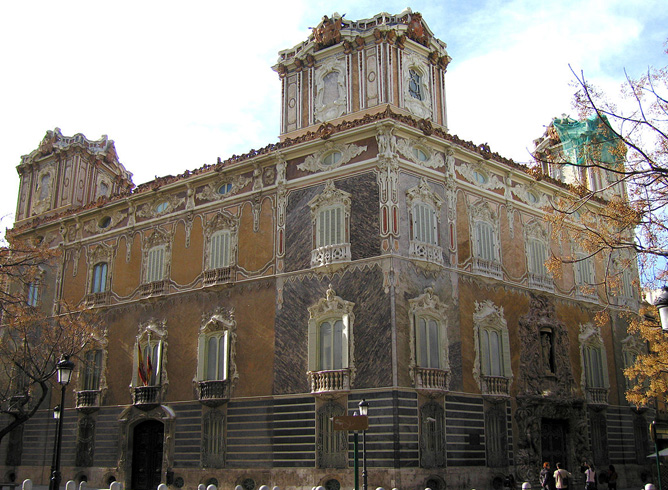 Дворец маркизов