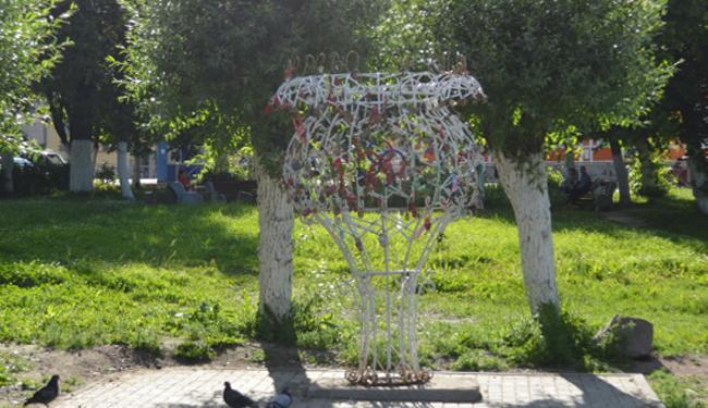 Арт-объект «Дерево желаний»