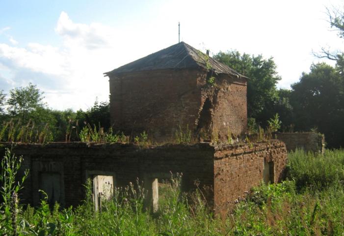 Баня сахарозавода Бобринских