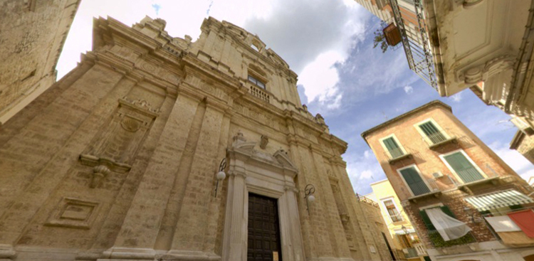 Церковь Санта-Тереза