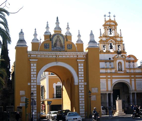 Базилика-де-ла-Макарена
