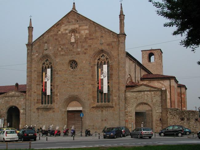 Церковь бывшего монастыря Святого Августина