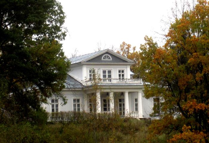 Усадьба Покровское-Засекино
