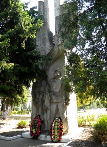 Мемориальный комплекс «Большой Дуб»