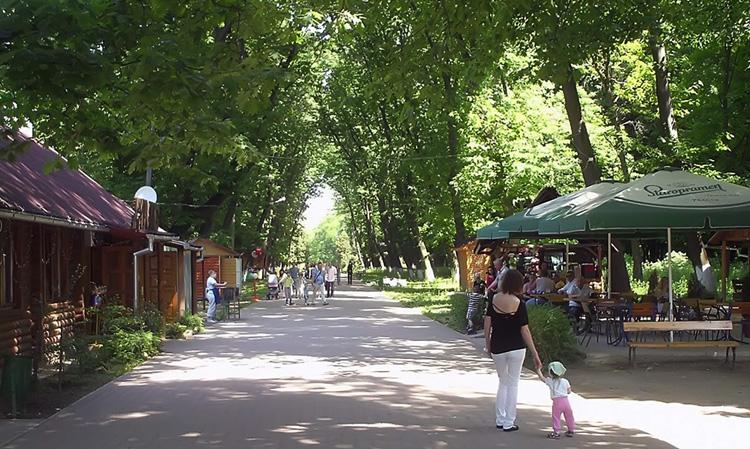 Боздошский парк
