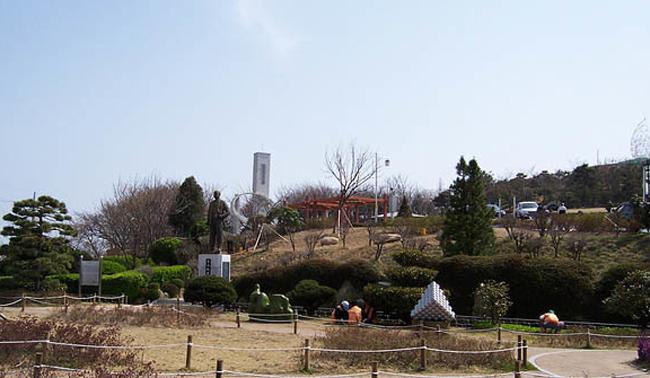 Парк Демократии в Пусане