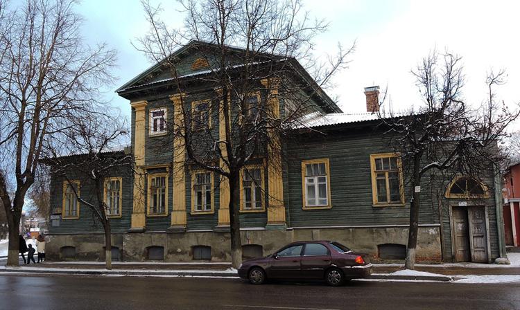 Дом вице-губернатора Л. Перовского