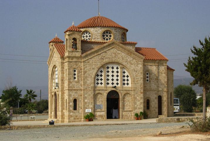 Церковь Агиос Георгиос