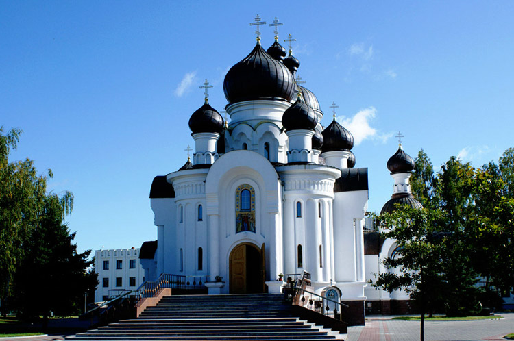 Церковь святых жён – Мироносиц