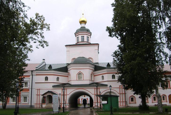 Церковь Архистратига Божьего Михаила