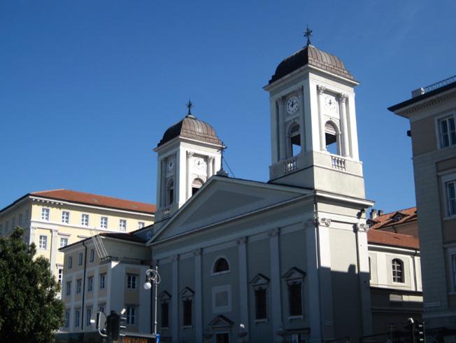 Церковь Сан-Николо-дей-Грейчи