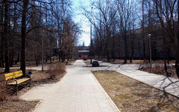 Сквер Генерала Наумова
