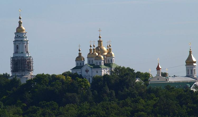 Крестовоздвиженский монастырь