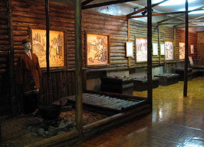 Историко-культурный музей-заповедник «Иднакар»