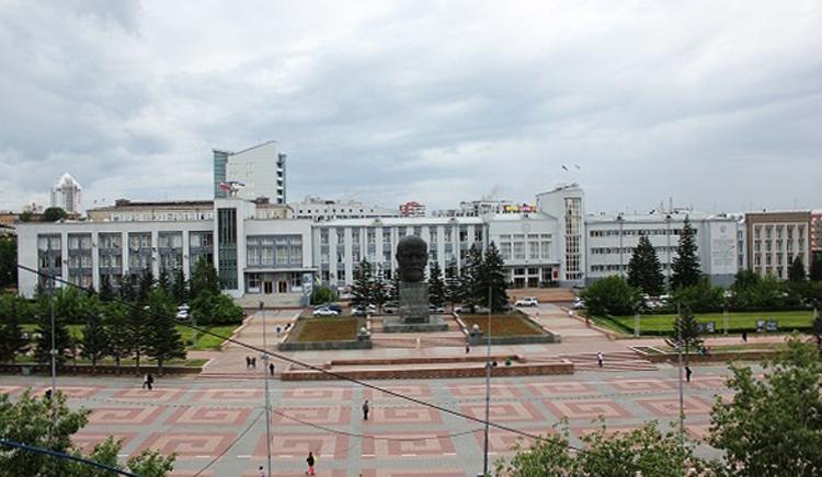 Дом Правительства Республики Бурятия